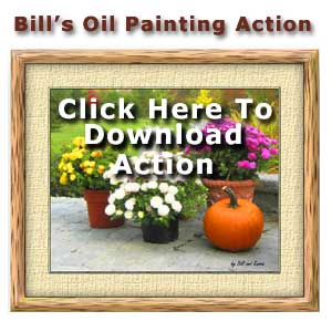 Click Here To Download Oil Painting Action