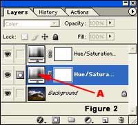 Adobe Photoshop window