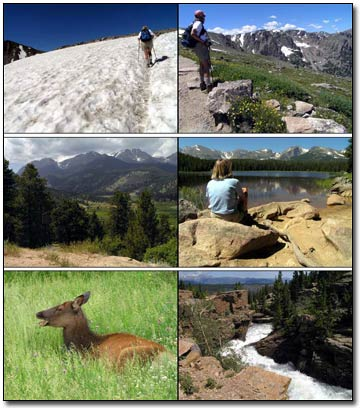 Rocky Mountain National Park © Philip Tulin