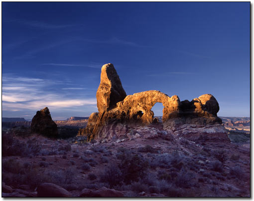 Turret Arch © Terry Long